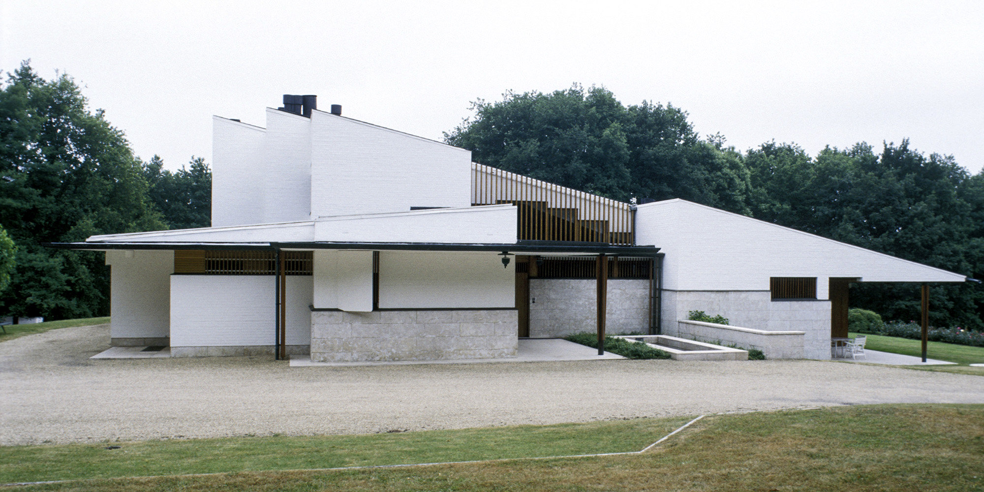 Maison Louis Carré – Villa réalisée par l\'architecte Alvar Aalto ...
